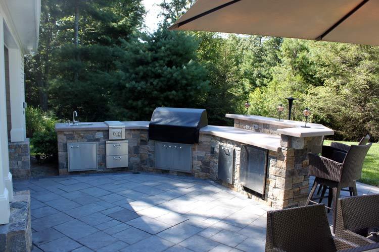 portfolio walpole backyard vacation